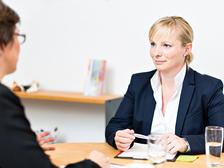 UCK-Expertin Unternehmensentwicklung Saskia Schneider