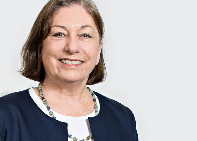 UCK-Expertin Irena Burkard