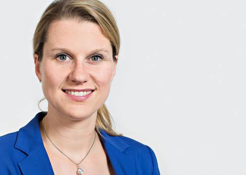 UCK-Expertin Sarah Lindner