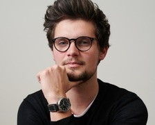 Anton Geissmar Portrait