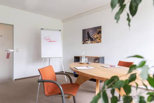 Beratungsraum I Unternehmensberatung Kirsch