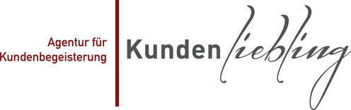 Logo Kundenliebling Agentur für Kundenbegeisterung