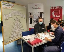 FounderFox und Unternehmensberatung Kirsch beraten erwerbslosen Gründer