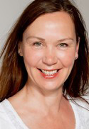 Birgit Oltrogge (Yogalehrerin) im UCK-Newsletter