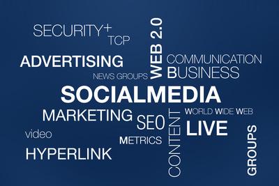 Social-Media Begriffe-Potpourri
