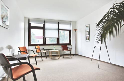 Beratungsraum III - Unternehmensberatung Kirsch, Hamburg