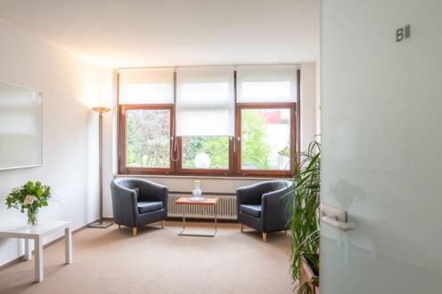 Beratungsraum II - Unternehmensberatung Kirsch, Hamburg
