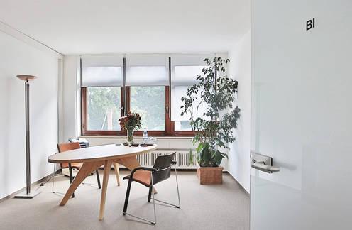 Beratungsraum I - Unternehmensberatung Kirsch, Hamburg