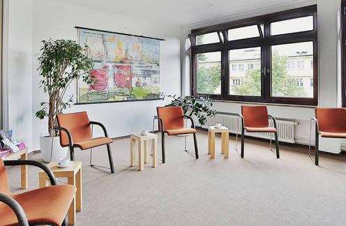 Seminarraum - Unternehmensberatung Kirsch, Hamburg