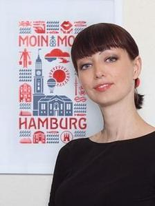 Aneta Marek im UCK-Newsletter
