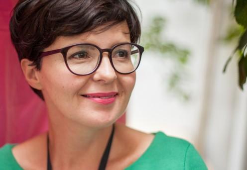 Stefanie Diller im UCK-Newsletter